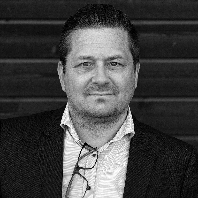 Mads Jensen, genaupr, bestyrelsesmedlem i Ronald McDonald BørneFond